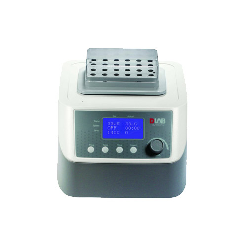 HM100-Pro LCD digital Thermo Mix with heating, mixing 코프로몰